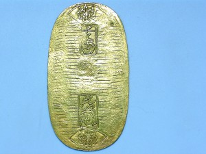 kyoho-koban-kin-1714-1736